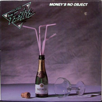 Uncle Festive - Money's No Object - Sealed Vinyl LP Record - Rock