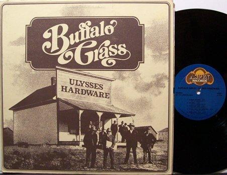 Ulysses Hardware - Buffalo Grass - Vinyl LP Record - Country Rock