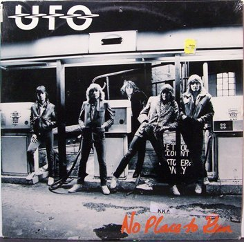 UFO - No Place To Run - Sealed Vinyl LP Record - Rock