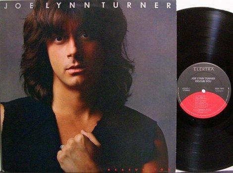 Turner, Joe Lynn - Rescue You - Vinyl LP Record - Rock