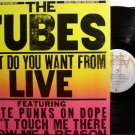 Tubes, The - What Do You Want From Live - Vinyl 2 LP Record Set - Rock