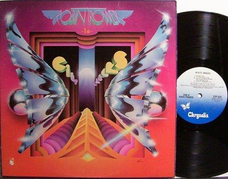 Trower, Robin - In City Dreams - Vinyl LP Record - Rock