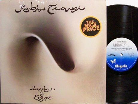 Trower, Robin - Bridge Of Sighs - Vinyl LP Record - Rock
