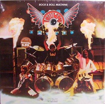 Triumph - Rock $ Roll Machine - Sealed Vinyl LP Record - Rock