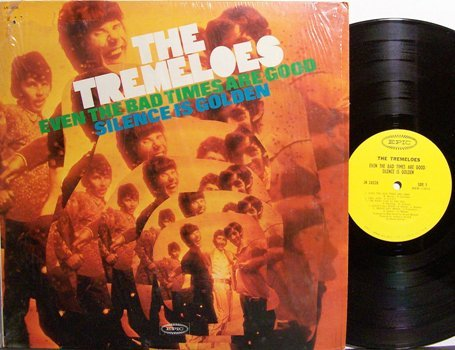 Tremeloes, The - Even The Bad Times Are Good - Vinyl LP Record - Rock