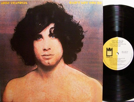 Travolta, John - Can't Let You Go - Vinyl LP Record - Rock