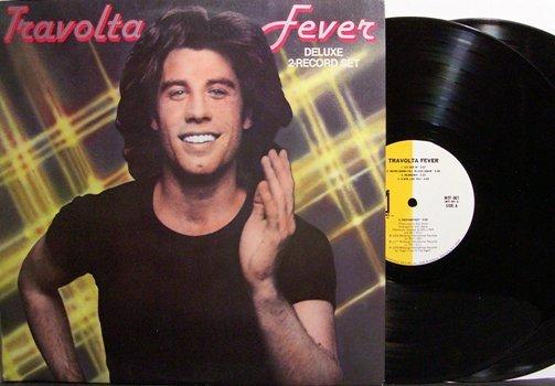 Travolta, John - Travolta Fever - Vinyl 2 LP Record Set + Poster - Rock