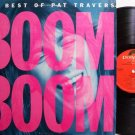 Travers, Pat - Boom Boom The Best Of Pat Travers - Vinyl LP Record - Rock