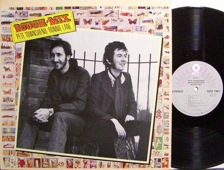 Townshend, Pete & Ronnie Lane - Rough Mix - Vinyl LP Record - Rock