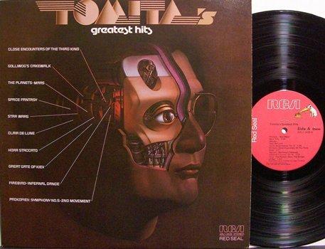 Tomita - Tomita's Greatest Hits - Vinyl LP Record - Classical Pop