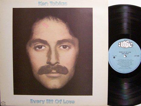 Tobias, Ken - Every Bit Of Love - Vinyl LP Record - Rock