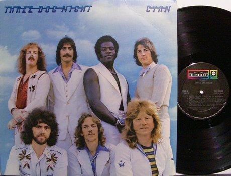 Three Dog Night - Cyan - Vinyl LP Record - 3 - Rock