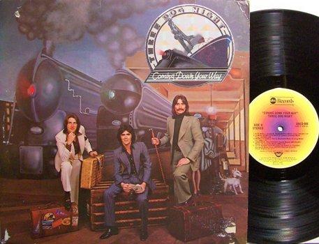 Three Dog Night - Coming Down Your Way - Vinyl LP Record - Rock