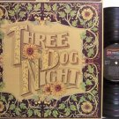 Three Dog Night - Seven Separate Fools - Vinyl LP Record + Inserts - Rock