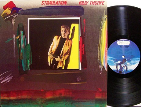 Thorpe, Billy - Stimulation - Vinyl LP Record - Rock