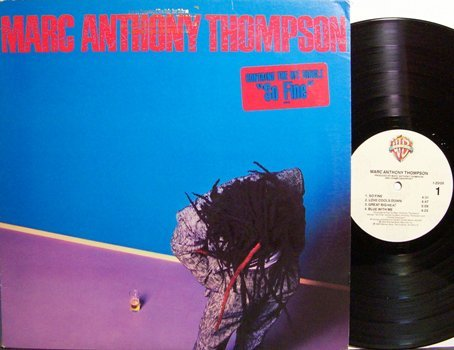Thompson, Marc Anthony - Self Titled - Vinyl LP Record - Rock