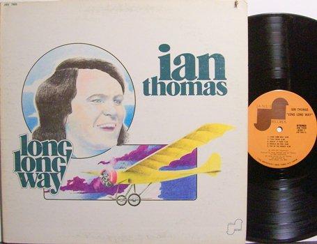 Thomas, Ian - Long Long Way - Vinyl LP Record - Rock