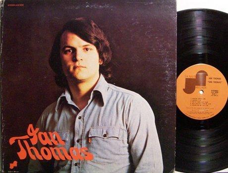 Thomas, Ian - Self Titled - Vinyl LP Record - Rock