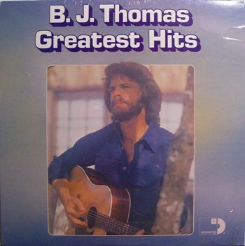 Thomas, B.J. - Greatest Hits - Sealed Vinyl LP Record - Rock