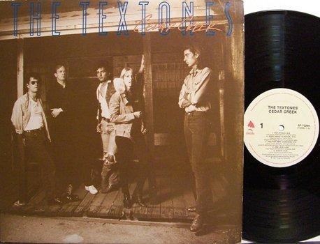 Textones, The - Cedar Creek - Vinyl LP Record - Rock