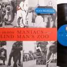 10,000 Maniacs - Blind Man's Zoo - Vinyl LP Record - Promo - Rock