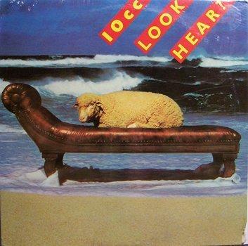 10cc - Look Hear - Sealed Vinyl LP Record - 10 CC - Rock
