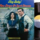 Tempo, Nino & April Stevens - Hey Baby - Vinyl LP Record - Pop Rock