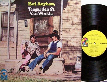 Teegarden & Van Winkle - But Anyhow - Vinyl LP Record - Rock