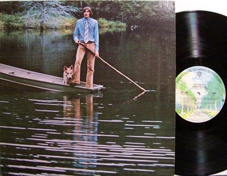 Taylor, James - One Man Dog - Vinyl LP Record - Rock