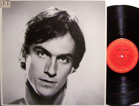 Taylor, James - JT - Vinyl LP Record - J.T. - Rock