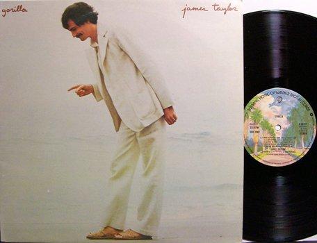 Taylor, James - Gorilla - Vinyl LP Record - Rock