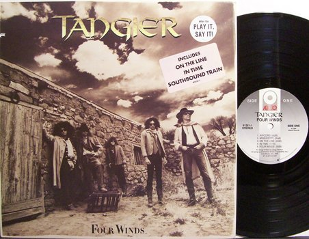 Tangier - Four Winds - Vinyl LP Record - Rock