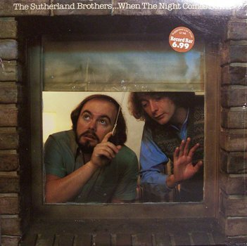 Sutherland Brothers, The - When The Night Comes Down - Sealed Vinyl LP Record - Rock