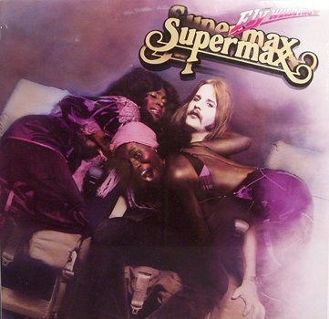 Supermax - Fly With Me - Sealed Vinyl LP Record - Rock