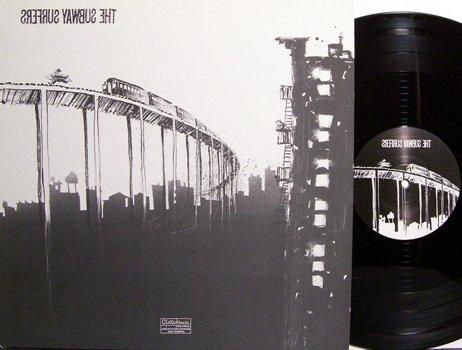 Subway Surfers, The - Self Titled - Vinyl LP Record - Rock