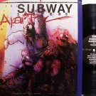 Subway Surfers, The - Teaparty - Vinyl LP Record + Press Kit / Photo - Rock