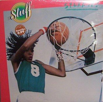 Stuff- Stuff It - Sealed Vinyl LP Record - Rock
