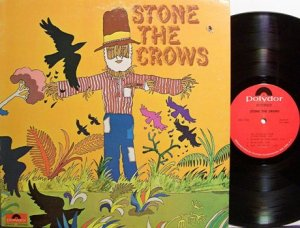 Stone The Crows - Self Titled - Vinyl LP Record - Rock