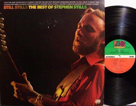 Stills, Stephen - The Best Of Stephen Stills - Vinyl LP Record - Rock