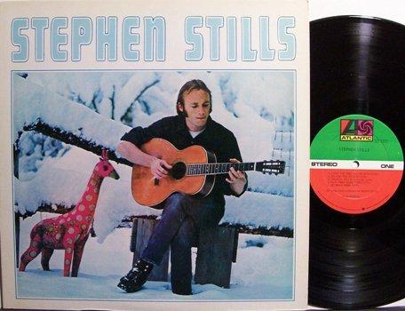 Stills, Stephen - Self Titled - Vinyl LP Record - Rock