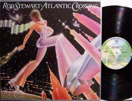 Stewart, Rod - Atlantic Crossing - Vinyl LP Record - Rock