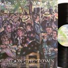 Stewart, Rod - A Night On The Town - Vinyl LP Record - Rock
