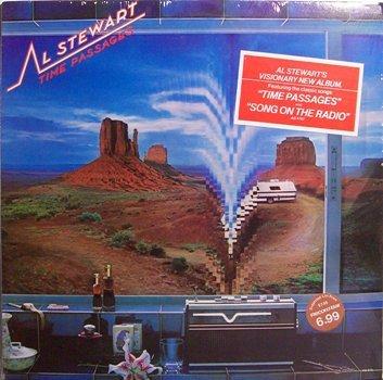 Stewart, Al - Time Passages - Sealed Vinyl LP Record - Rock