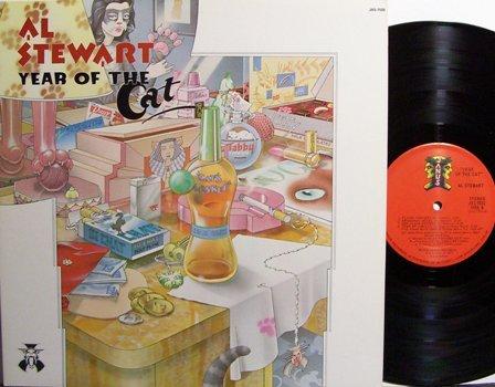 Stewart, Al - Year Of The Cat - Vinyl LP Record - Rock