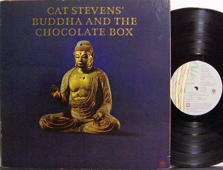 Stevens, Cat - Buddha And The Chocolate Box - Vinyl LP Record - Rock
