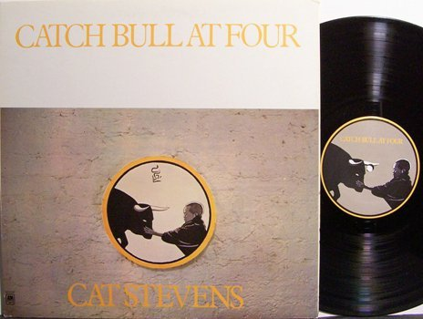 Stevens, Cat - Catch Bull At Four - Vinyl LP Record - Rock