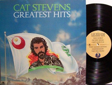 Stevens, Cat - Greatest Hits - Vinyl LP Record + Poster - Rock