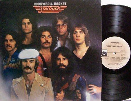 Starbuck - Rock 'N Roll Rocket - Vinyl LP Record - Rock
