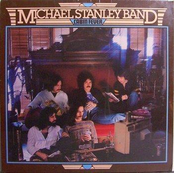 Stanley, Michael Band - Cabin Fever - Sealed Vinyl LP Record - Rock