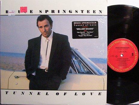 Springsteen, Bruce - Tunnel Of Love - Vinyl LP Record - Rock